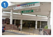 名鉄中京競馬場前駅